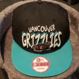 9Fifty Vancouver Grizzlies cap